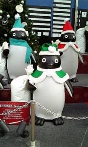 ペンギン?
