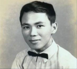 能鳳先生若いとき
