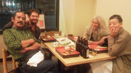 20110919 Rosu  dinner