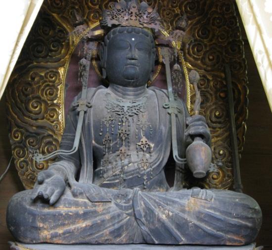 亀岡・甘露寺十一面観音坐像
