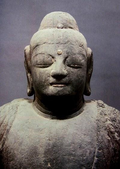 和歌山・法音寺釈迦如来坐像