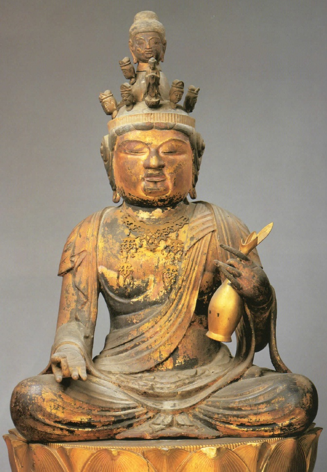 賢林寺 観音坐像