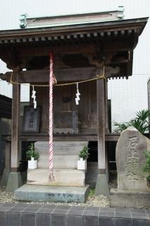 江島道:石上神社