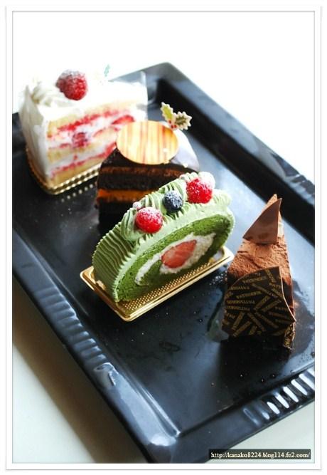クリスマスイベントケーキ 210