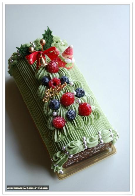 クリスマスイベントケーキ 158