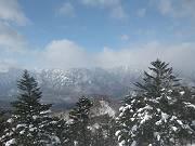 049戸隠山と高妻山-s