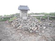 赤倉岳の祠-2