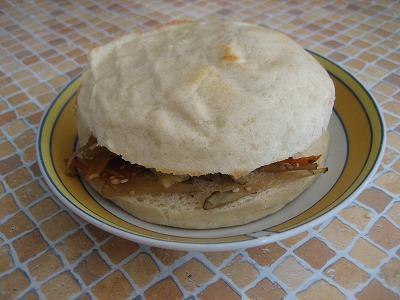 玄米蒸しパン(プレーン)