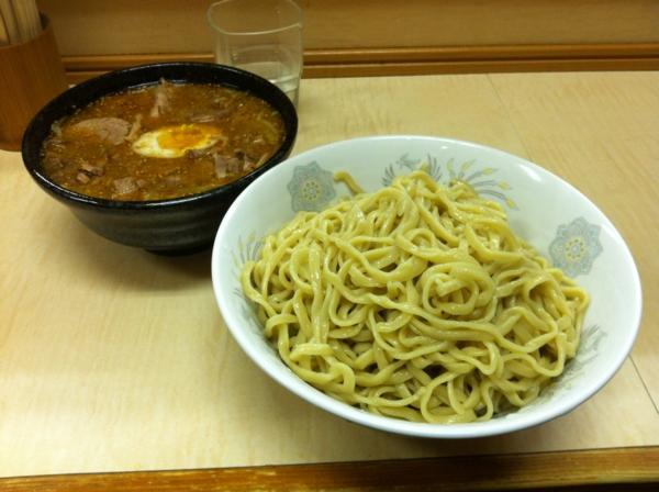 ラーメン二郎 京成大久保店 つけ麺