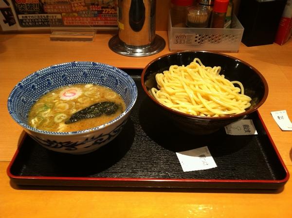 六厘舎TOKYO 朝つけ麺