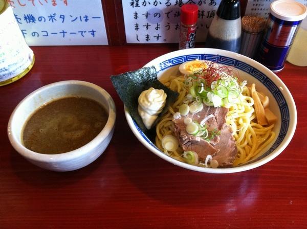 麺屋 十郎兵衛 チーズカレーつけ麺