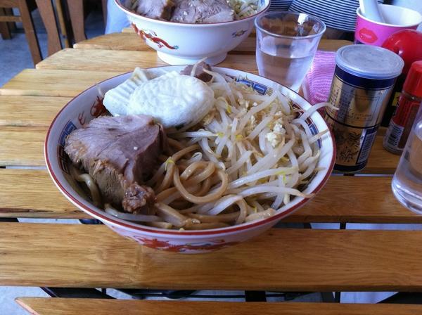 たいやき本舗 藤家 仙台泉店 鯛焼きラーメン