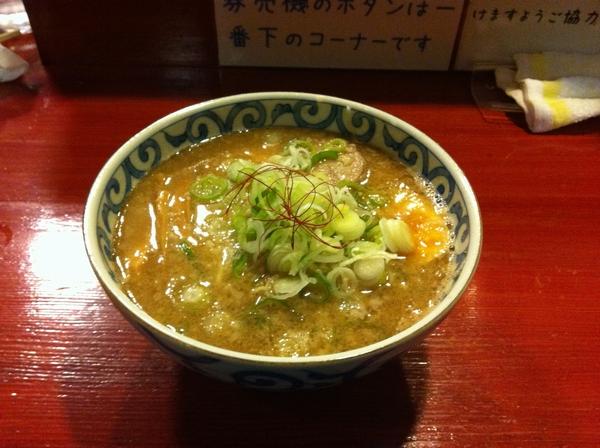 麺屋 十郎兵衛 燕三条系(仮名)