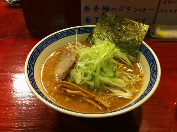 麺屋 十郎兵衛 味噌ラーメン