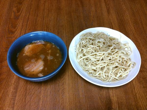 「麺処ほん田」のつけ麺(お土産用)