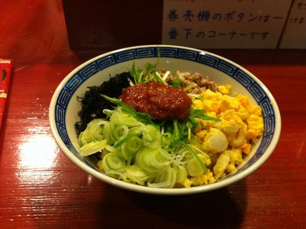 麺屋 十郎兵衛 十郎竹麺(鰹出汁)