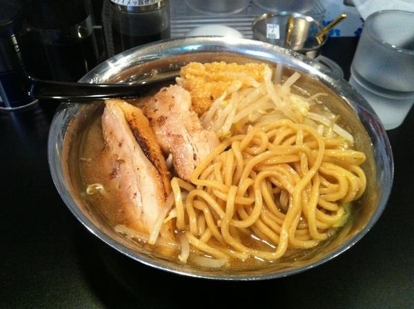 ヘルズキッチン OZZY郎 麺の具合