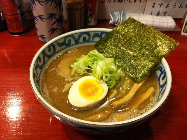 麺屋 十郎兵衛 煮干しガツン系ラーメン(仮称)