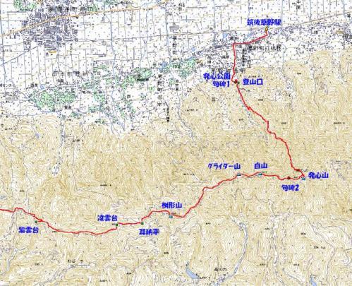 漱石の道1