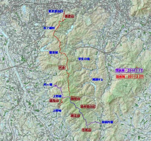 2011福智山2