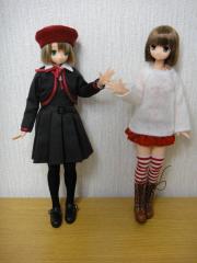 アリサ&マヤ