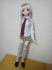 制服姫様01