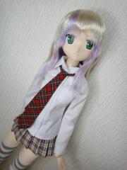 制服姫様02