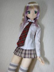 制服姫様05