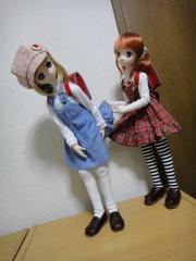 スカート捲り201202-04