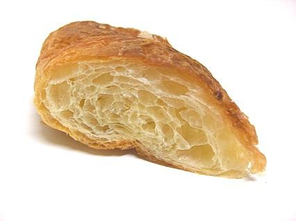Fresh Bakery アンジェリーナ クロワッサン 断面