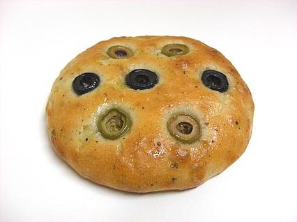 boulangerieTAKA フォカッチャ(160円)