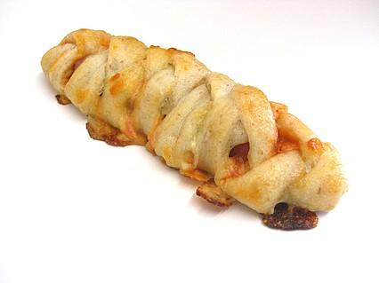 パン焼き工房ノイエ トマト煮ウインナー(220円)