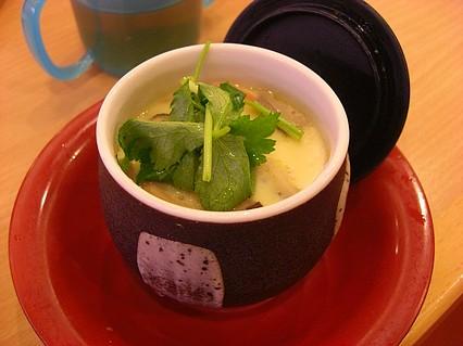 かっぱ寿司 特撰茶碗蒸し