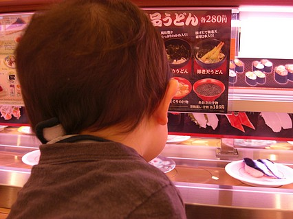 かっぱ寿司 息子くん-4
