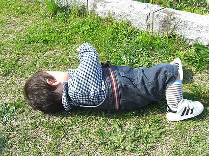 野木和公園-息子くん-4