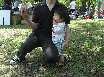 津軽森・つがるもり2013 息子くん-2