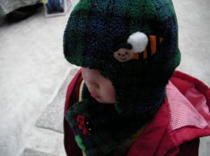帽子ひろちん