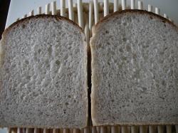 いちご食パン断面