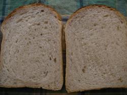 食パン断面