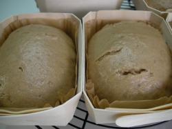 蒸しパン玄米