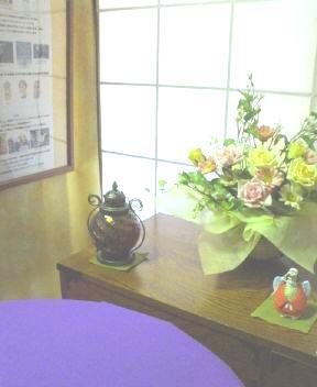タロットの部屋