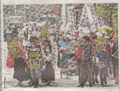 5/9中日新聞掲載写真