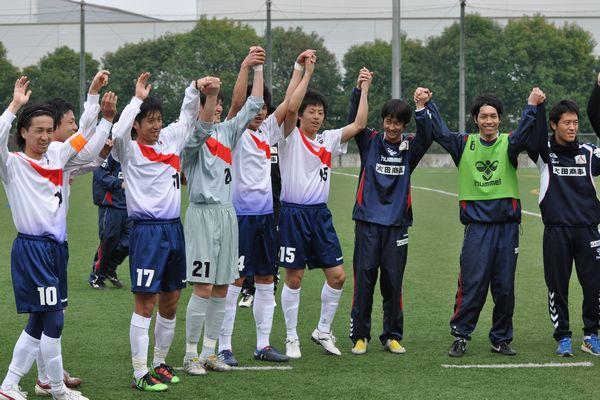 天皇杯県予選 vs愛知朝鮮蹴球団3