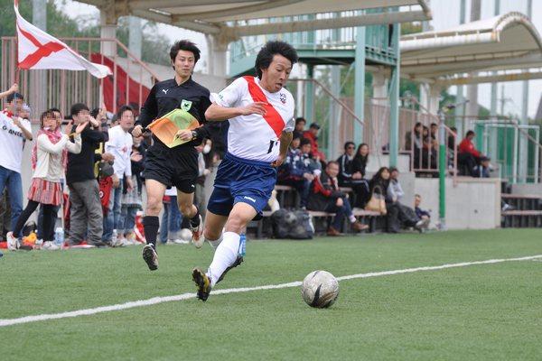 天皇杯県予選 vs愛知朝鮮蹴球団2