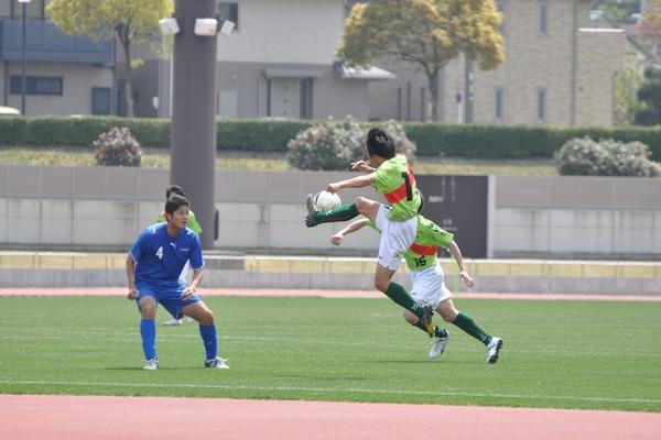 天皇杯県予選 vs東レ名古屋1