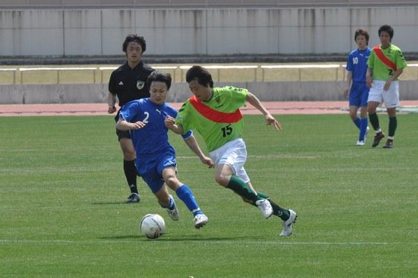 天皇杯県予選 vs東レ名古屋5