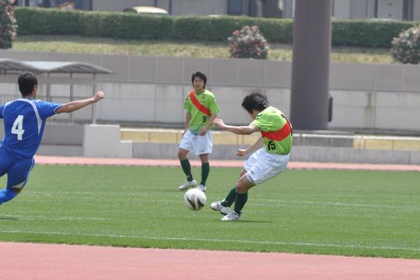 天皇杯県予選 vs東レ名古屋3