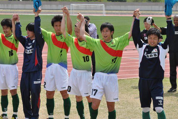 天皇杯県予選 vs東レ名古屋6