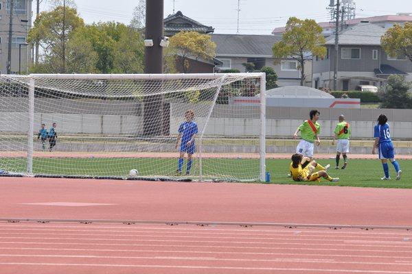 天皇杯県予選 vs東レ名古屋4