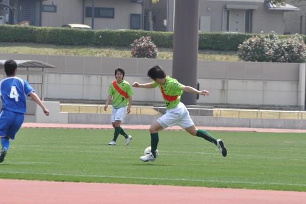 天皇杯県予選 vs東レ名古屋2